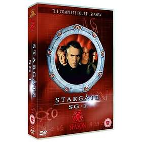 Stargate SG-1 (Season 4 Box Set) (UK)