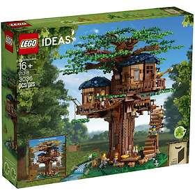 LEGO Ideas 21318 Puumaja