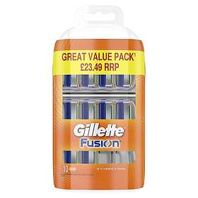 Gillette Fusion5 10-pack