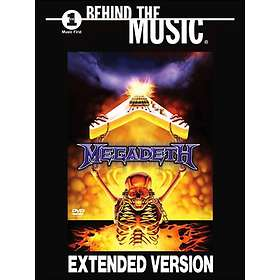 Megadeth: Behind the Music (UK)