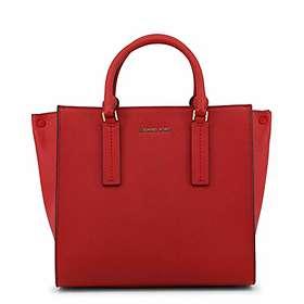 Michael Kors Alessa Small Pebbled Leather Satchel Bag