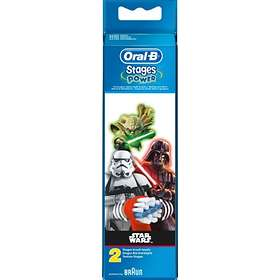 Oral-B Kids Stages Power Star Wars 2-pack