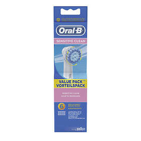 Oral-B Sensitive Clean 6-pack