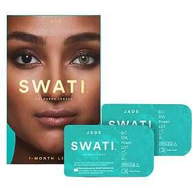 SWATI Jade Contact Lenses (2-pack)