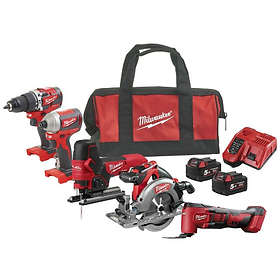 Milwaukee M18 FPP5K-502B (2x5,0Ah)