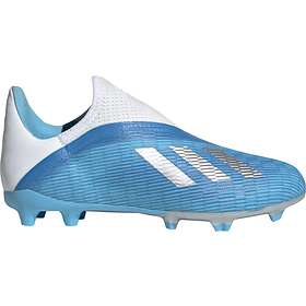 Adidas X 19.3 Laceless FG (Jr)