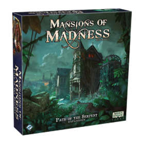 Mansions of Madness: Path of the Serpent (exp.)