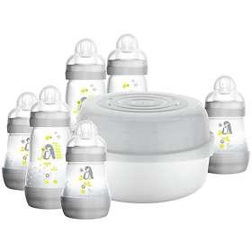 Mam Easy Star Microwave Bottle Steriliser Set