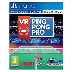 Ping Pong Pro (VR) (PS4)