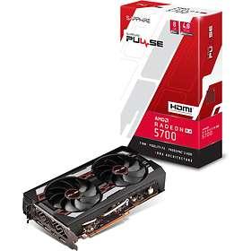 Sapphire Radeon RX 5700 Pulse HDMI 3xDP 8Go