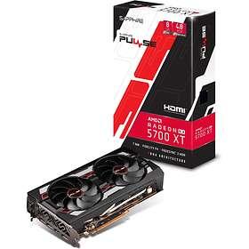 Sapphire Radeon RX 5700 XT Pulse HDMI 3xDP 8GB
