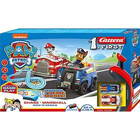 Carrera Toys First Paw Patrol Race 'N' Rescue (63032)