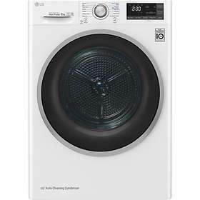 LG FDJ608W (White)