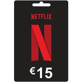 Netflix Gift Card - 15 EUR