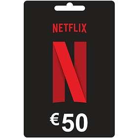 Netflix Gift Card - 50 EUR