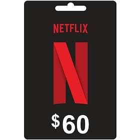 Netflix Gift Card - 60 USD