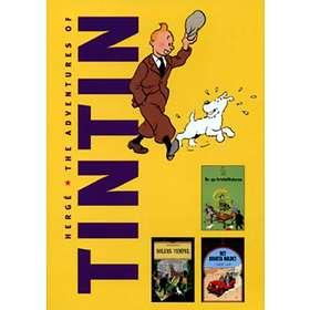 Tintin - Volym 4