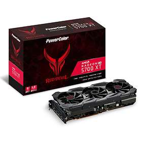 PowerColor Radeon RX 5700 XT Red Devil HDMI 3xDP 8GB