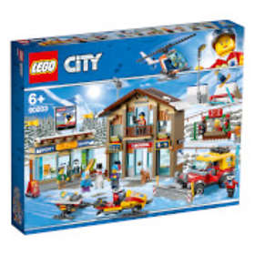 LEGO City 60203 Skisted
