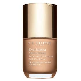 Clarins Everlasting Youth Fluid Foundation SPF15 30ml