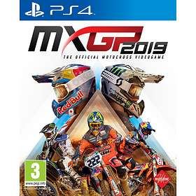 MXGP 2019: The Official Motocross Videogame (PS4)