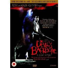 The Devil's Backbone (UK)