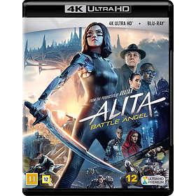 Alita: Battle Angel (UHD+BD)