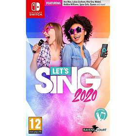 Let's Sing 2020 (incl. 2 Microphones) (Switch)