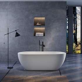 Bathlife Trygg 170x75 (Vit)