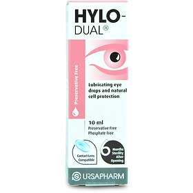 Ursapharm Hylo-Dual Eye Drops 10ml