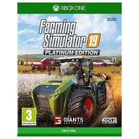 Farming Simulator 19 - Platinum Edition (Xbox One)