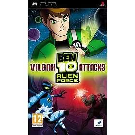 Ben 10: Alien Force - Vilgax Attacks (PSP)