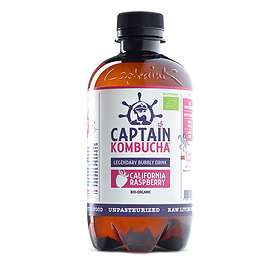 Captain Kombucha Original EKO 400ml