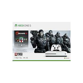 Microsoft Xbox One S 1To (+ Gears 5)