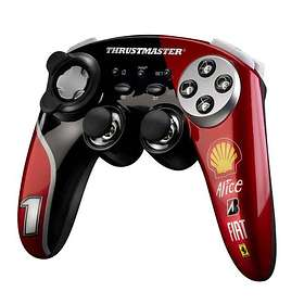 Thrustmaster F1 Wireless Gamepad Ferrari F60 Limited Edition (PC/PS3)
