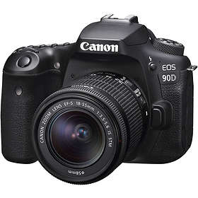 Canon EOS 90D + 18-55/3,5-5,6 IS STM