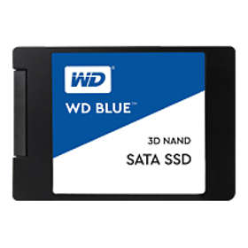 """WD Blue 3D NAND SSD 2.5"""" SATA III 4TB"""