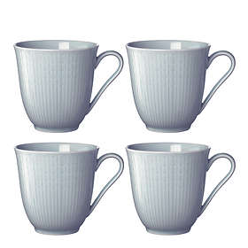Rörstrand Swedish Grace Mugg 30cl 4-pack