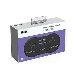 8Bitdo N30 Pro 2 M Edition (PC/Mac/Android/Switch)