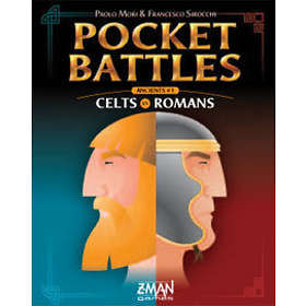 Z-Man Games Pocket Battles: Celts vs Romans