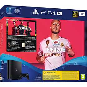 Sony PlayStation 4 Pro 1To (+ FIFA 20)