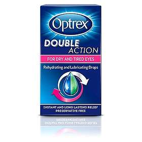 Optrex Double Action Eye Drops For Dry & Tired Eyes Eye Drops 10ml