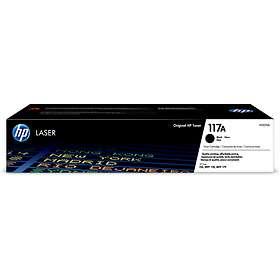 HP 117A (Svart)