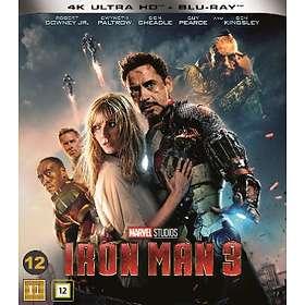 Iron Man 3 (UHD+BD)