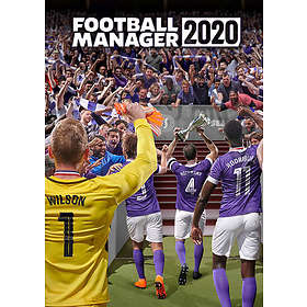 Football Manager Touch 2020 (PC)