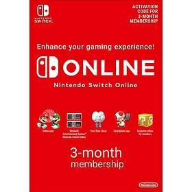 Nintendo eShop 3 Month Membership (Switch)