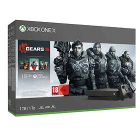 Microsoft Xbox One X 1TB (inkl. Gears 5)