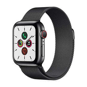 Apple Watch Series 5 4G 40mm Stainless Steel with Milanese Loop