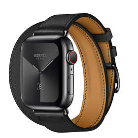 Apple Watch Series 5 4G Hermès 40mm Stainless Steel with Double Tour