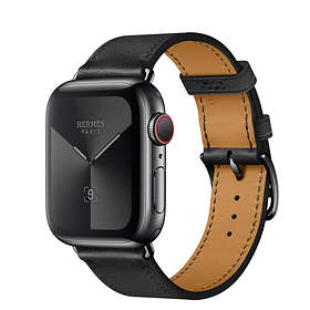 Apple Watch Series 5 4G Hermès 40mm Stainless Steel with Single Tour